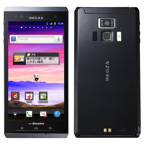 Toshiba Docomo T-01D regza phone